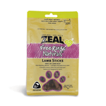 Zeal Zeal Dog Treats Free Range Naturals Lamb Sticks