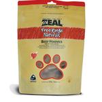 Zeal Zeal Free Range Natural Treats Beef Hooves