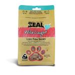 Zeal Zeal Free Range Natural Treats Ling Fish Skins
