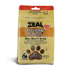 Zeal Zeal Free Range Natural Treats Veal Meaty Bites