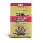 Zeal Zeal Free Range Natural Treats Venison Liver
