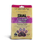 Zeal Zeal Free Range Natural Treats Venison Puffs