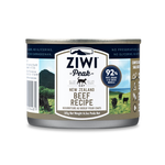 Ziwi Ziwi Peak Wet Cat Food Beef