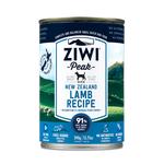 Ziwi Ziwi Peak Wet Dog Food Lamb 12 x 390g