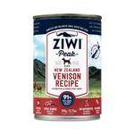 Ziwi Ziwi Peak Wet Dog Food Venison 12 x 390g