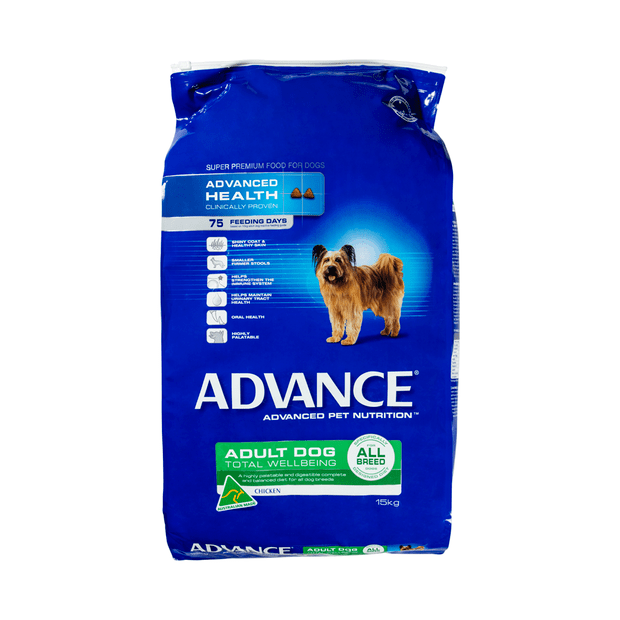 Advance Total Wellbeing Dog Food