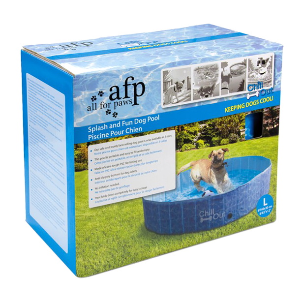 Afp Chill Out Splash And Fun Dog Pool