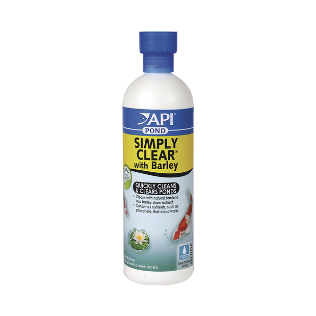 Api pond care simply clear pet circle for Pond care supplies