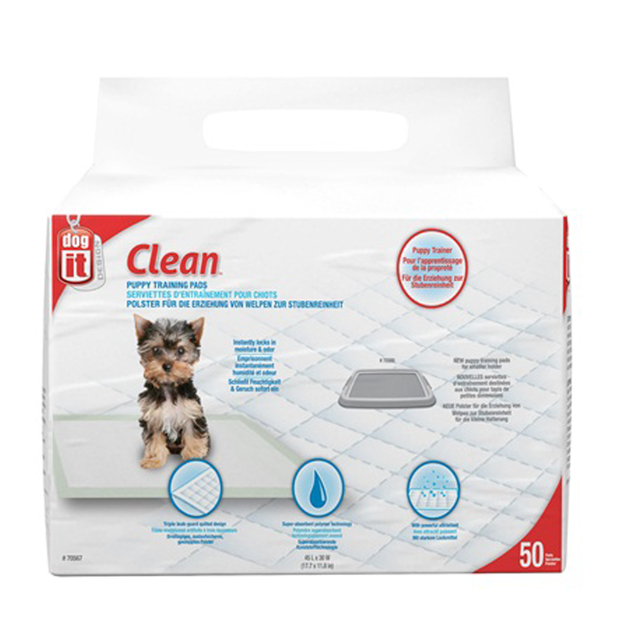 Dogit Clean Puppy Training Pads Small