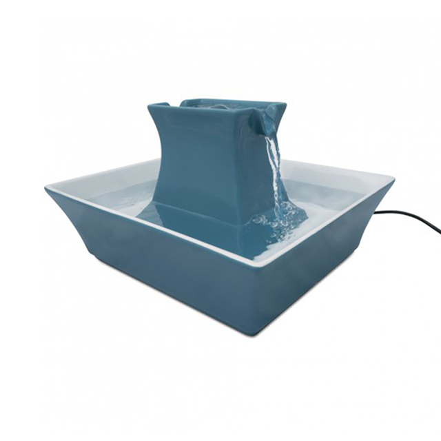 drinkwell-pet-fountain-pagoda-blue primary