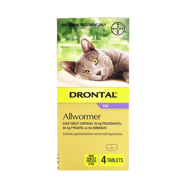 Drontal Cat Wormer Refill