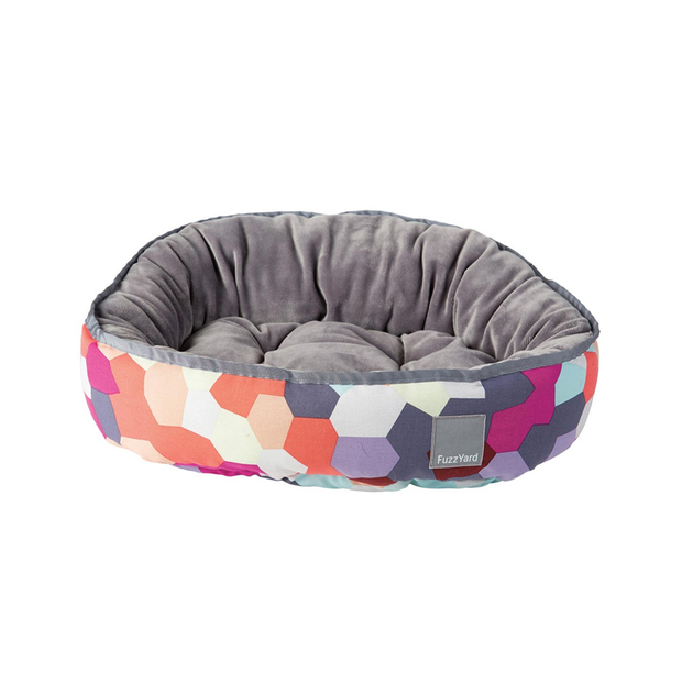 Fuzzyard Reversible Bed Kaleidoscope