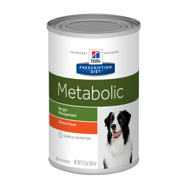 Hills Prescription Diet Canine Metabolic Canned 12 X 370g