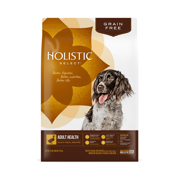 Holistic Select Dry Dog Food Duck