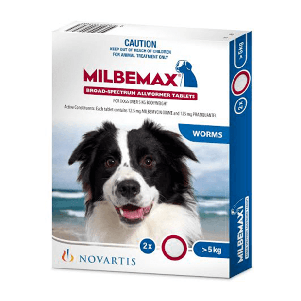 Milbemax All Wormer For Dogs