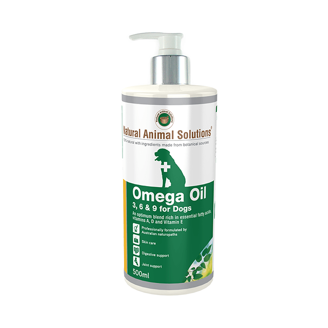 Natural Animal Solutions Omega Oil