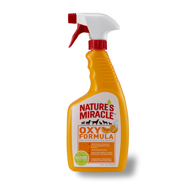 Natures Miracle Oxy Stain And Odour Remover 709ml