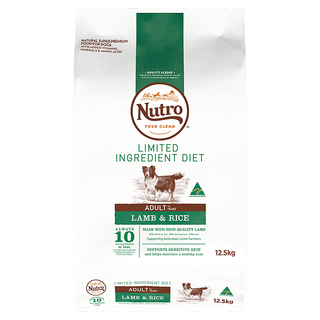 Natures Ingredient Dog Food