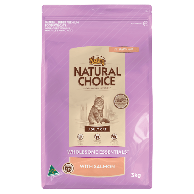 Nutro Natural Choice Cat Salmon