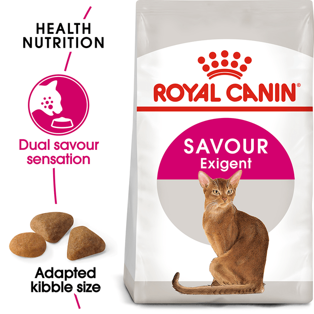 royal canin feline exigent savour sensation pet circle. Black Bedroom Furniture Sets. Home Design Ideas