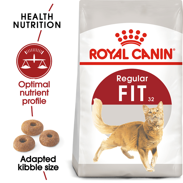 Fit  Royal Canin Cat Food