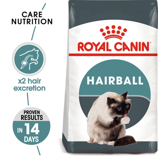 how to help your cat cough up a hairball