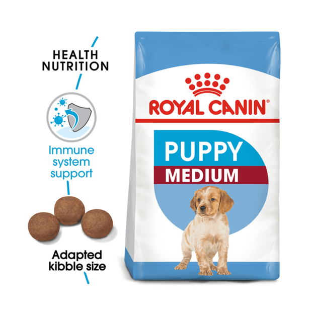 Royal Canin Medium Junior (Puppy)