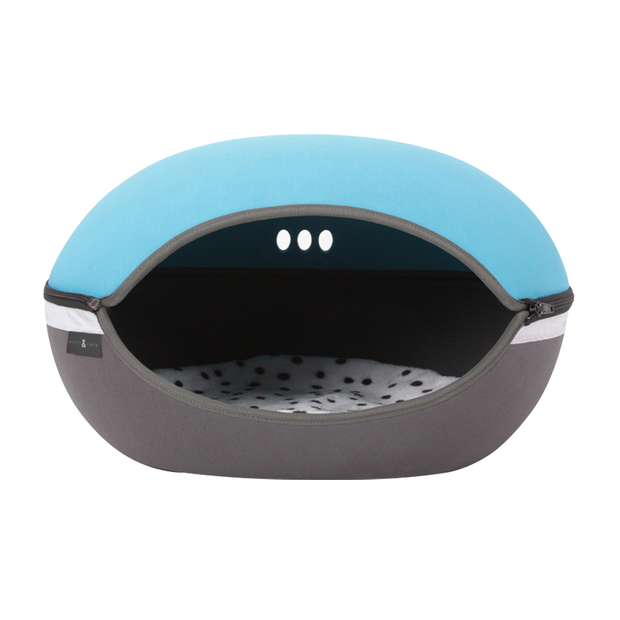 Rufus And Coco Pet Pod Blue