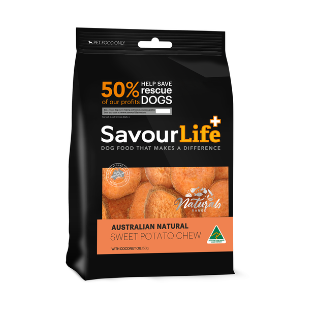 Savourlife Sweet Potato Coconut Oil