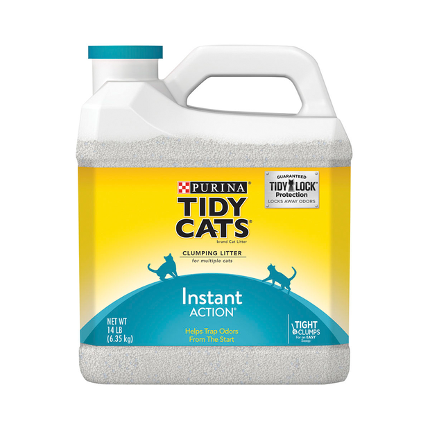 tidy cat litter tidy cats instant scoop jug pet circle 10647