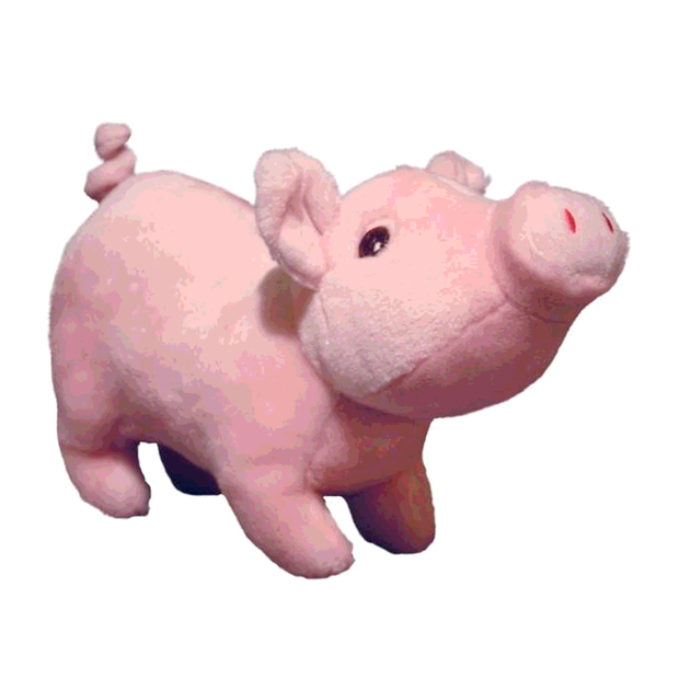 Tuffy Mighty Toy Farm Series Paisley Piglet