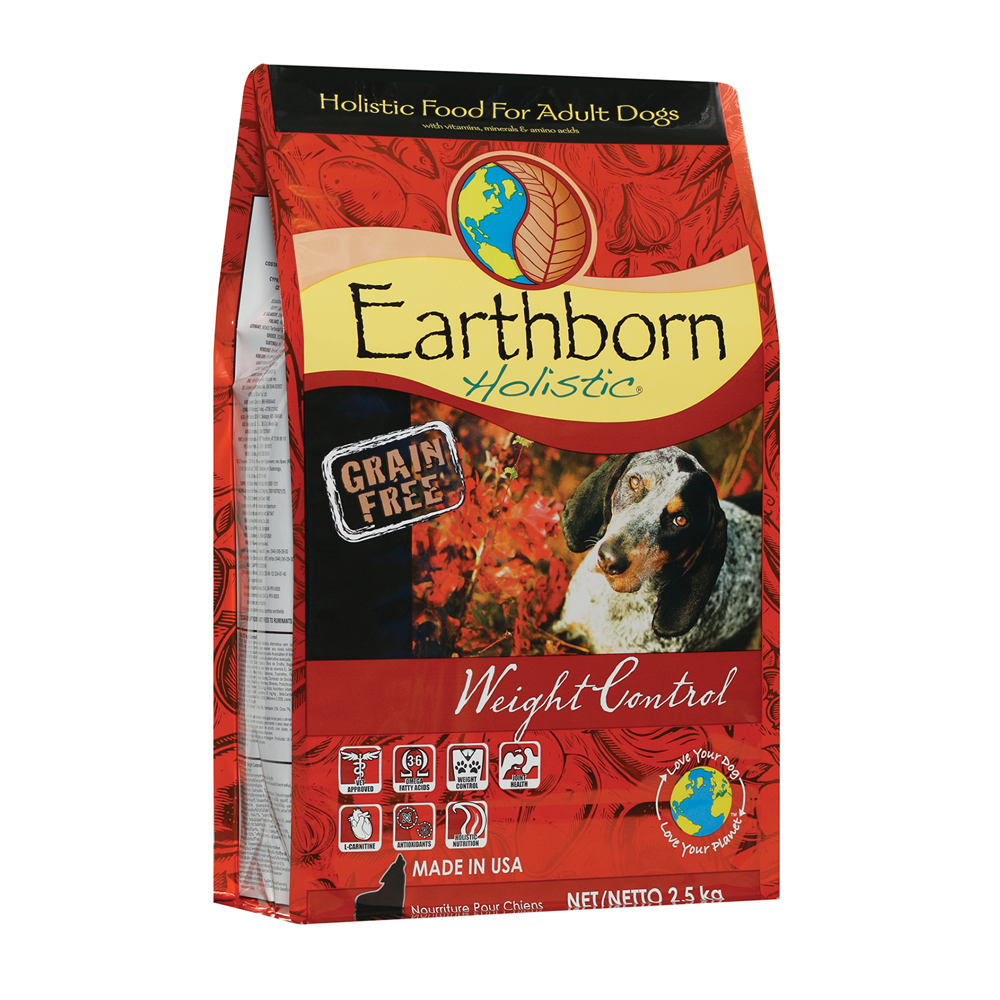 Earthborn Holistic Weight Control Pet Circle