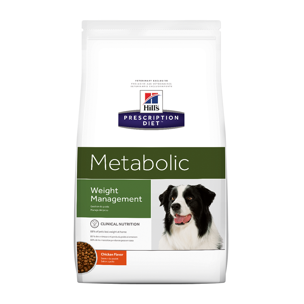 Hills Prescription Dog Food Metabolic