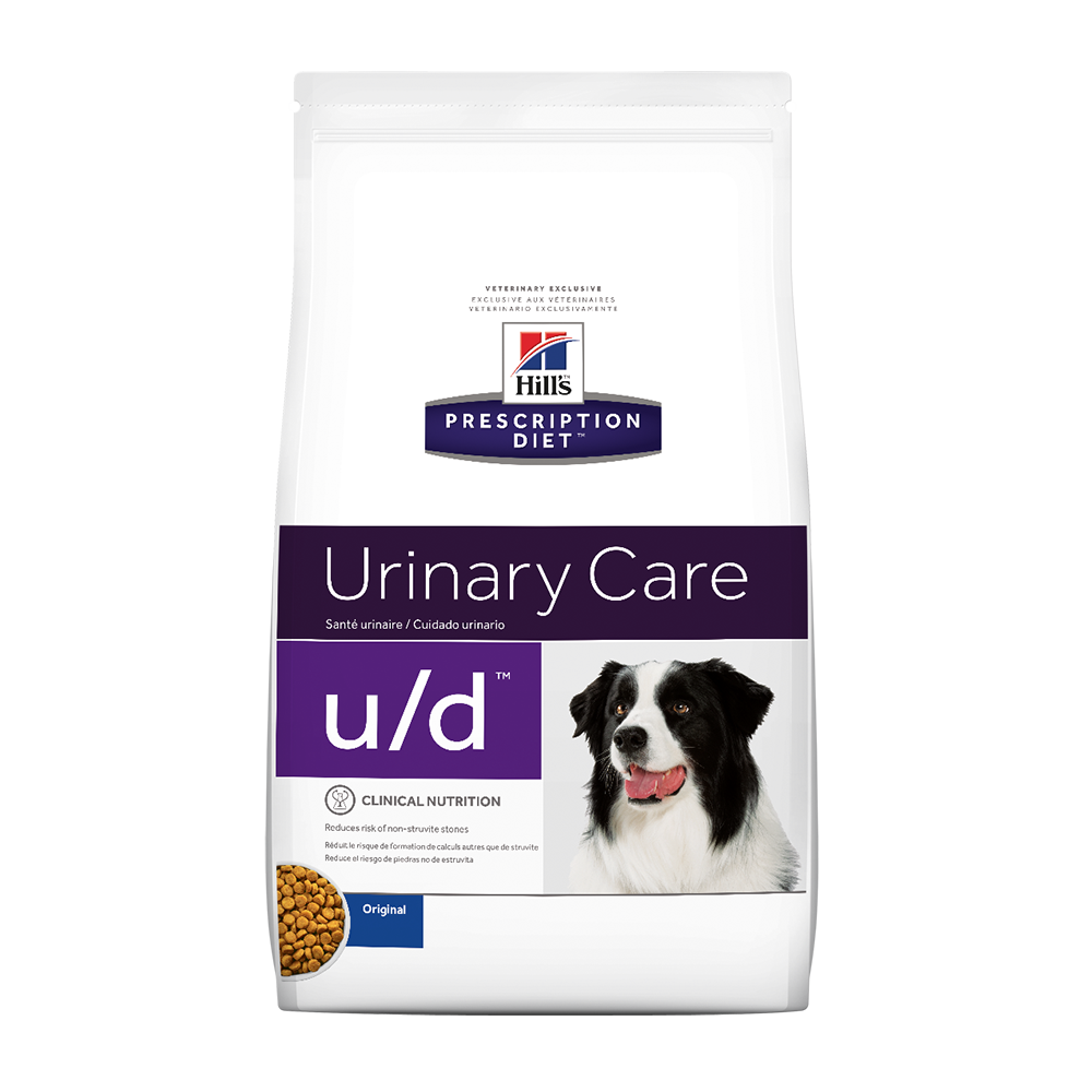 Hills U D Non Struvite Urinary Tract Dog Food