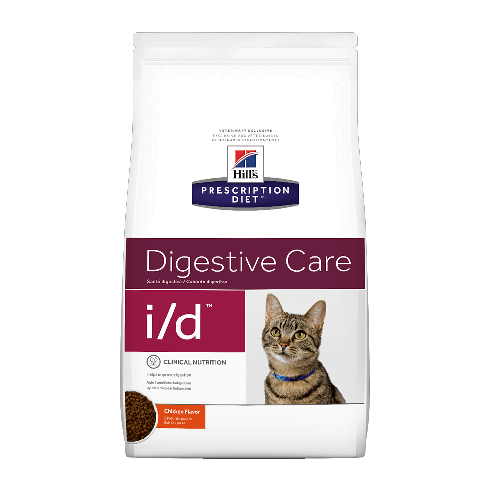 Hills Prescription Diet Feline Id Digestive Care | Pet Circle