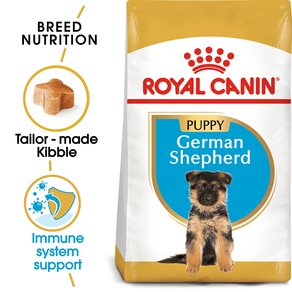 royal canin german shepherd junior puppy premium dog food 12kg ebay. Black Bedroom Furniture Sets. Home Design Ideas