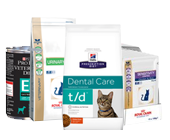 CAT Food vet diets