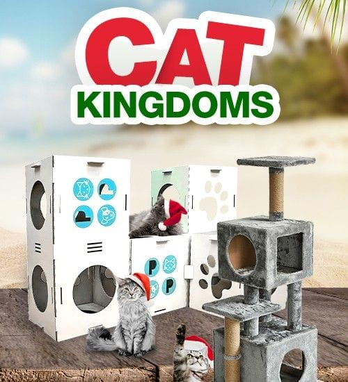 Cat Kingdoms