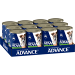 advance-puppy-plus-growth-lamb-and-rice-wet-dog-food-cans