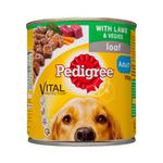 pedigree-lamb-veges-loaf-cans