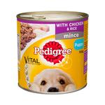 pedigree-puppy-minced-chicken-rice-cans