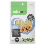Vitapet Vitapet Jerhigh Milky Sticks