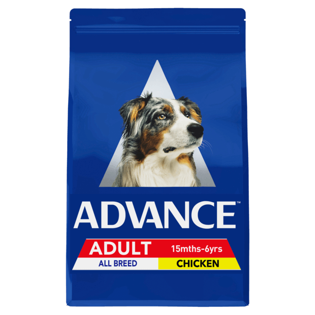 Advance Adult All Breed Dry Dog Food Chicken