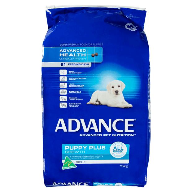 Advance Puppy Plus Growth