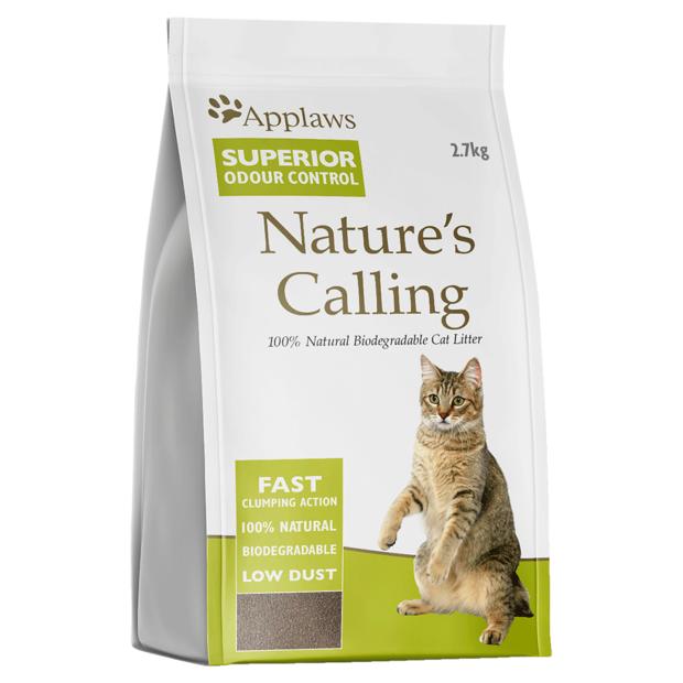 Applaws Cat Litter Natures Calling