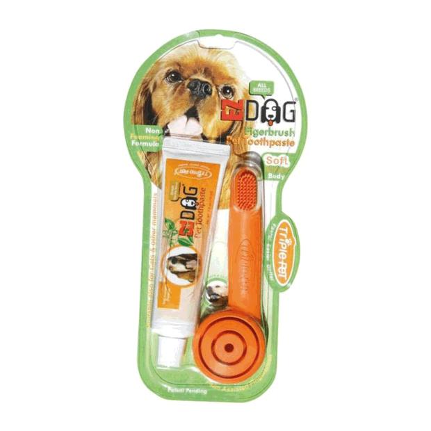 ezdog-finger-dental-kit