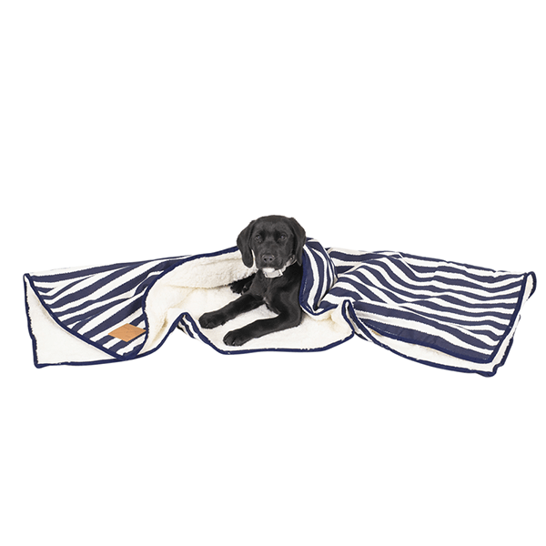mog-and-bone-fleece-blanket-navy-hamptons-stripe